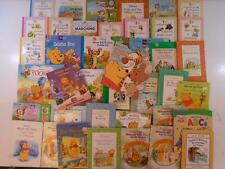 Lot of 40 A. A. Milne Children's Picture Books~Winnie the Pooh~Tigger~Eeyore