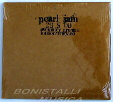 PEARL JAM - LONDON 29.05.2000  LIVE - Double CD Sigillato