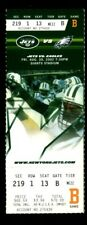 Football Ticket New York Jets 2002 8/30 Philadelphia Eagles