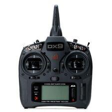 Spektrum DX9 Black 9-Channel DSMX Transmitter Only Mode 2 - SPMR9910