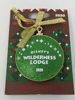 Humphrey The Bear Wilderness Lodge 2020 Holiday Gingerbread Disney LE Pin