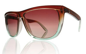 Electric Visual Tonette Brown Mint Fade / Brown Sunglasses