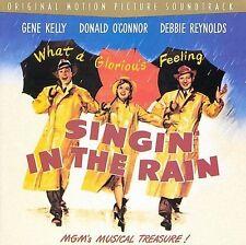 Singin' in the Rain [Original Soundtrack] (CD,1996/Rhino) 30 Tracks-Deluxe Issue