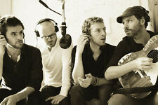 """Coldplay Rock Music Group Wall Poster 36x24"""" Decor 26"""