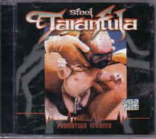 STEEL TARANTULA premature violence CD (KREATOR, SODOM)