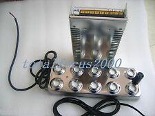 10 head Ultrasonic mist maker fogger humidifier + transformer 110V 220V new!!