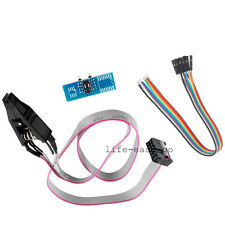 Soic8 Sop8 Flash Chip IC Test Clips Adpter for UPA-USB Wellon MiniPro Programmer