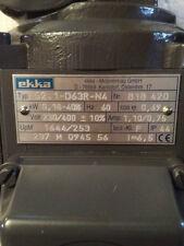 ekka Drehstrommotor S2 . 1 - D63R - N4 kW 0,18