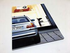 2002 BMW 3-Series Touring 325iT 325xiT E46 Brochure