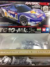 Tamiya 44045 1/10 RC GP Raybrig NSX '04 TG10Mk.2