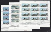 China  2019-15  鄱陽湖  Full S/S Poyang Lake stamp