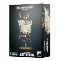 Junith Eruita Adepta Sororitas Sisters of Battle Warhammer 40K Games Workshop