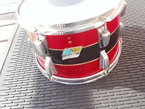 Ludwig 8X12 Classic Mounted Tom Vintage DUCO '80's