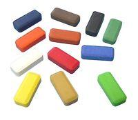 12 Ricarica Acquerello Blocchi Colori Artista Completo Vaschette Assortiti Z1010