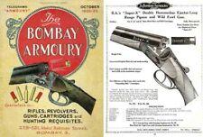 Bombay Armoury 1932-33 Season Catalogue (India)