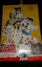 NEW Disney 101 Dalmations Room Decor Wall Set by Dolly Inc. SOLD OUT rare sturdy