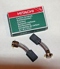 Charbon Brosses HITACHI BM 25 c 10 C 6 C 7 C 8 CR 12 13 DC 120 DH 4 l'original 999-043