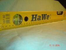 HaWe 60 cm Wasserwaage gelb  NEUWARE