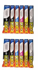 12 Cartuchos de tinta para Canon Pixma mg7700 MG7750 MG7751 MG7752 MG7753 Set