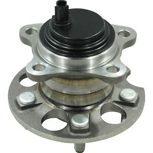 ONE REAR RIGHT WHEEL BEARING & HUB ASSEMBLY FOR TOYOTA KLUGER GSU40R 2007-2014