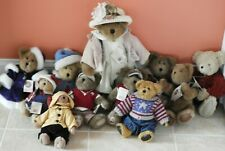 Vintage Lot of 11 Boyds Boyd's Bears Plush Most with Tags