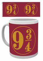 Cup - Mug - Harry Potter - Platform 9 3/4 - New / Orig. Packaging
