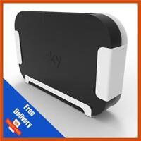 Penn Elcom Wall Bracket Sky Q Mini Box WB | White | Sky Q Mounting Bracket