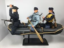 1/6 DRAGON GERMAN NAVY KRIEGSMARINE U BOAT BOARDING PARTY & RAFT WW2 DID BBI 21