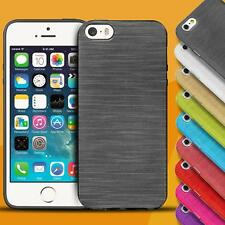 Handy Hülle für Apple iPhone Case Cover Schutz Tasche Silikon Bumper Handyhülle