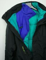 Men`s Columbia Whirlibird Down 3 in 1 Parka Size XL Double-Side Inner Jacket