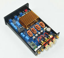 150W + 75W*2 TAS5613 2.1 Bluetooth Power Amplifier Class D AMP