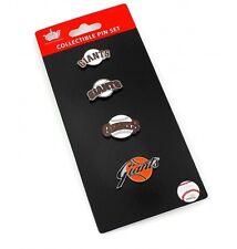 San Francisco GIants Logo Pin Set