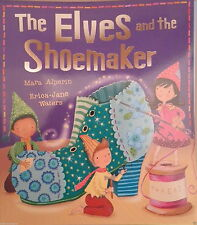 Preschool Fairytale Story - My First Fairy Tales: THE ELVES AND THE SHOEMAKER