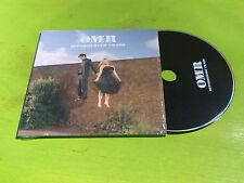 OMR - SUPERHEROES CRASH !!!!!!!!!!!!! RARE PROMO CD!!!!