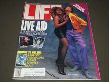 1985 SEPTEMBER LIFE MAGAZINE - TINA TURNER & MICK JAGGER - L 1923
