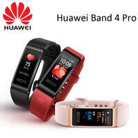HUAWEI Band 4 Pro 0.95''Sports Smart Watch Band Bluetooth GPS Heart Rate Moniter