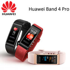 HUAWEI Band 4 Pro 0.95''Sports Smart Watch Band Bluetooth GPS Heart Rate Moniter