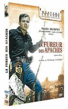 DVD : La fureur des apaches - WESTERN - NEUF