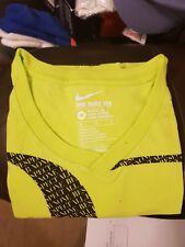 NEW Nike RF FEDERER Respect All Fear None Aus Open 2015 SIZE M T SHIRT