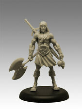 DETHAX THE DESTROYER 35mm Scale RESIN Black Sun Miniatures
