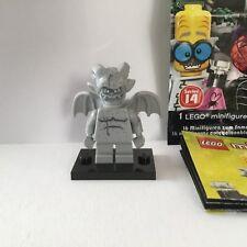Lego Sammelfiguren 71010 Serie 14  - Nr. 10 Wasserspeier Gargoyle NEU