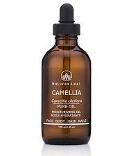 Camellia Oil Virgin Organic 100% Pure Cold Pressed non-GMO 4 fl oz