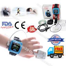 24h Recorder Wrist Watch Pulse Oximeter Spo2 PR Monitor PC Software Sleep Study
