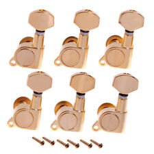 Guitar String Tuning Pegs Tuners Machine Heads for Electric Acoustic Parts 6L