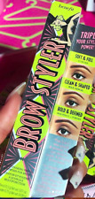 Authentic New Benefit Brow Styler 2-in-1 Wax Pencil & Powder Pick 1 Shade In Box