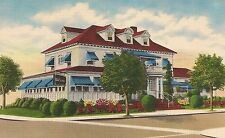 Watson's Coffee Shoppe in Ocean City NJ Postcard