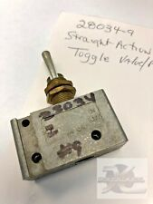 28034-9 Forenta Straight Action Toggle Valve