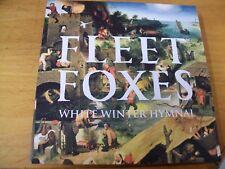 "FLEET FOXES WHITE WINTER HYMNAL  7"""