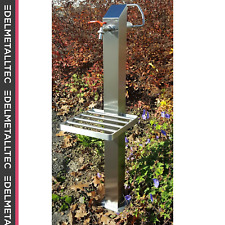 Wasserzapfstelle Wassersäule Wasserpylon Garten  Wasserzapfsäule 1000mm