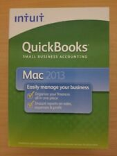 Intuit QuickBooks 2013 (Retail (License + Media)) (1) - Full Version for Mac 41…